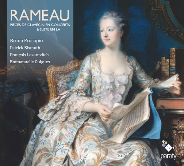 Rameau, Pièces de clavecin en concerts